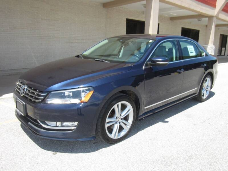 2013 Volkswagen Passat for sale at PRIME AUTOS OF HAGERSTOWN in Hagerstown MD