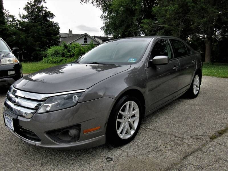 2010 Ford Fusion for sale at New Concept Auto Exchange in Glenolden PA