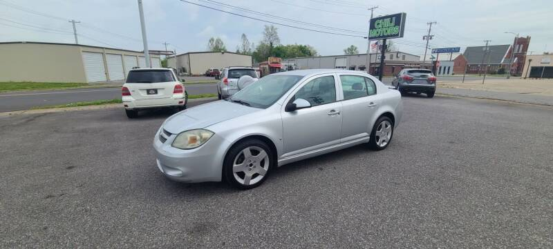 2009 Chevrolet Cobalt for sale at CHILI MOTORS in Mayfield KY