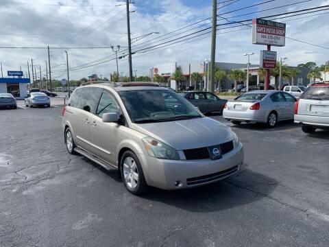 2006 Nissan Quest for sale at Sam's Motor Group in Jacksonville FL