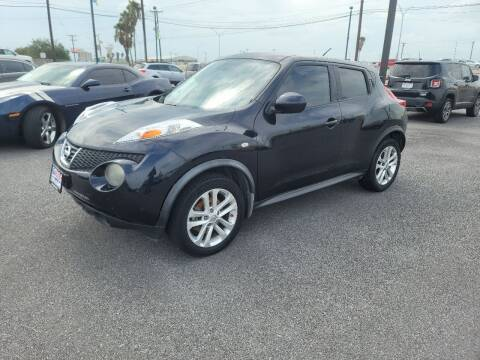 2013 Nissan JUKE for sale at Mid Valley Motors in La Feria TX