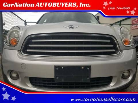 2012 MINI Cooper Countryman for sale at CarNation AUTOBUYERS, Inc. in Rockville Centre NY