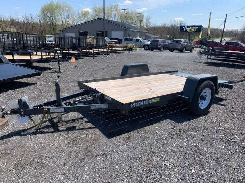 2019 Premier TT122 for sale at Smart Choice 61 Trailers in Shoemakersville PA