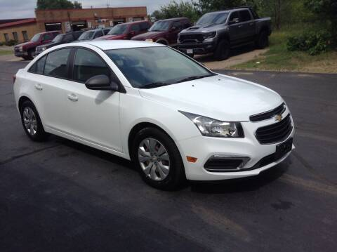2016 Chevrolet Cruze Limited for sale at Bruns & Sons Auto in Plover WI