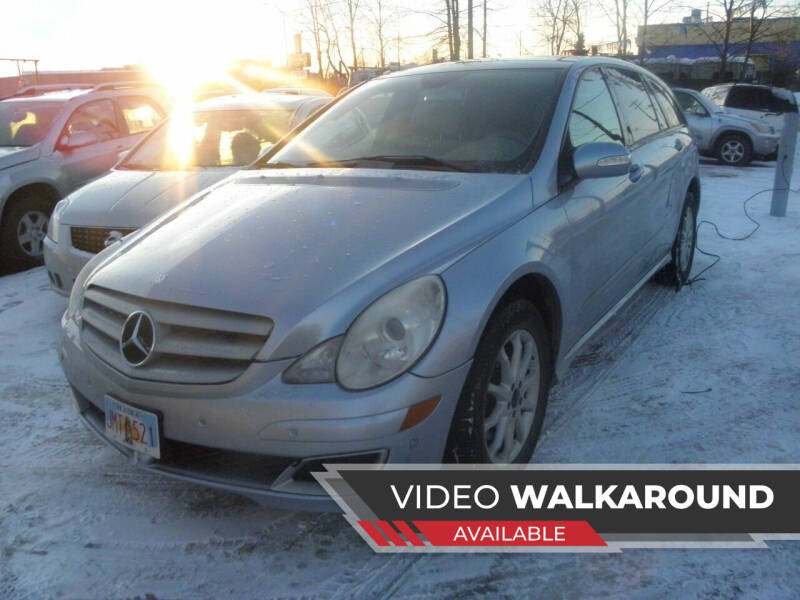 2006 Mercedes-Benz R-Class for sale at ALASKA PROFESSIONAL AUTO in Anchorage AK