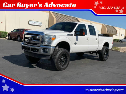2012 Ford F-250 Super Duty for sale at Car Buyer's Advocate in Phoenix AZ