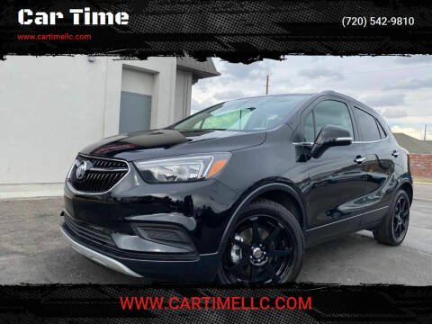 2017 Buick Encore for sale at Car Time in Denver CO