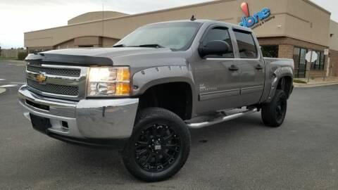 2013 Chevrolet Silverado 1500 for sale at LA Motors LLC in Denver CO