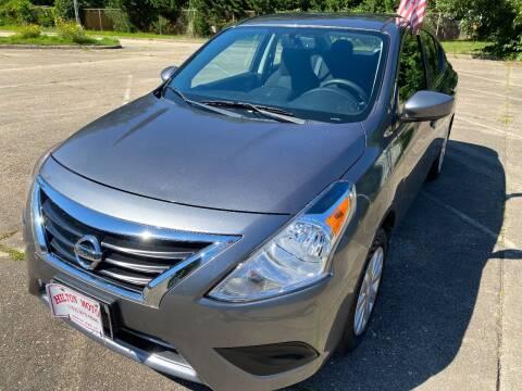 2017 Nissan Versa for sale at Hilton Motors Inc. in Newport News VA