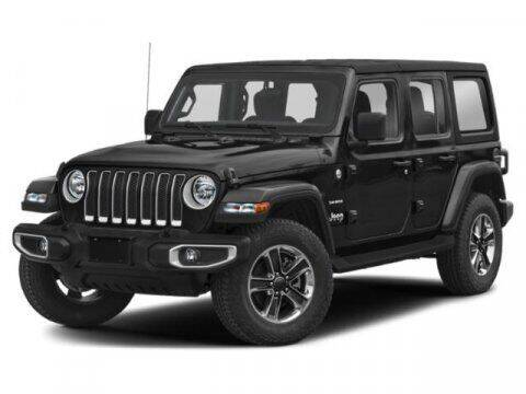 2020 Jeep Wrangler Unlimited for sale at BMW OF ORLAND PARK in Orland Park IL