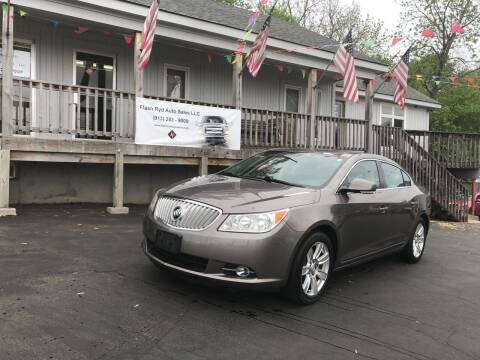 2012 Buick LaCrosse for sale at Flash Ryd Auto Sales in Kansas City KS