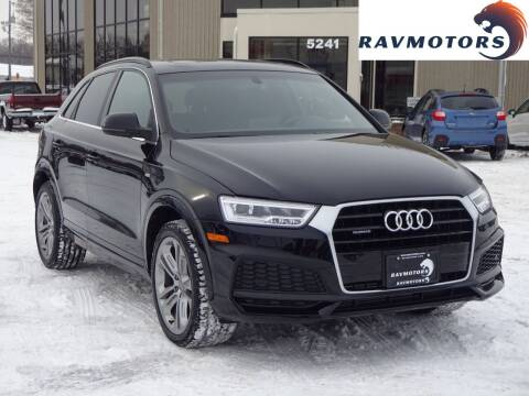 2018 Audi Q3 for sale at RAVMOTORS 2 in Crystal MN