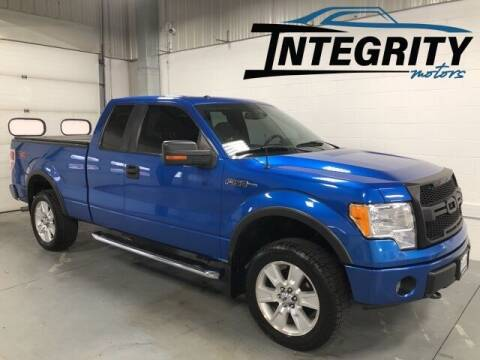 2010 Ford F-150 for sale at Integrity Motors, Inc. in Fond Du Lac WI