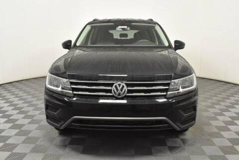 2021 Volkswagen Tiguan for sale at CU Carfinders in Norcross GA