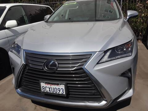 2017 Lexus RX 350 for sale at Western Motors Inc in Los Angeles CA