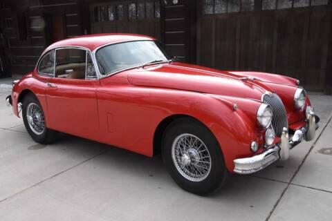 1961 Jaguar XK-Series for sale at Masterpiece Motorcars in Germantown WI