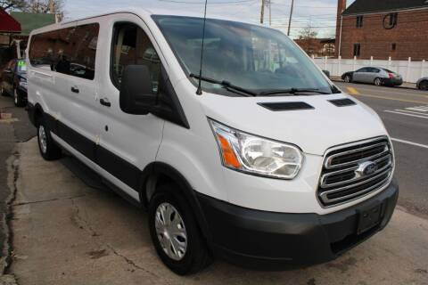 2016 Ford Transit Passenger for sale at LIBERTY AUTOLAND INC in Jamaica NY