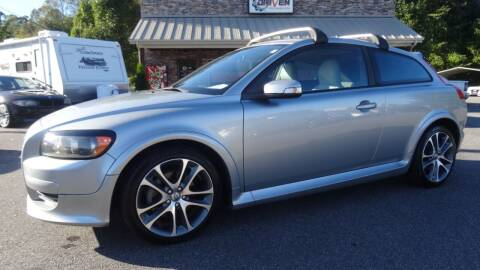 2008 Volvo C30 for sale at Driven Pre-Owned in Lenoir NC