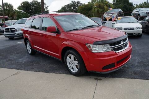 2012 Dodge Journey for sale at J Linn Motors in Clearwater FL