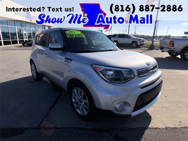 2017 Kia Soul for sale at Show Me Auto Mall in Harrisonville MO