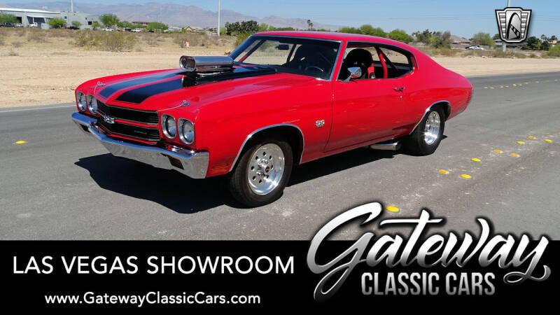 1970 Chevrolet Chevelle for sale in Las Vegas, NV