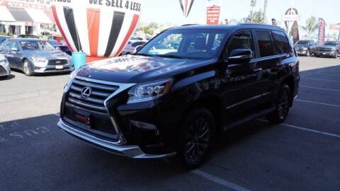 2018 Lexus GX 460 for sale at Choice Motors in Merced CA