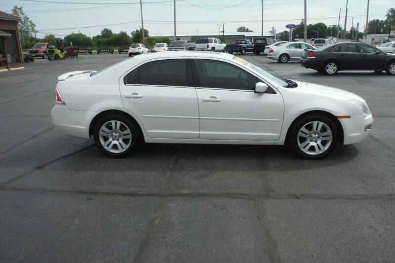 2009 Ford Fusion for sale at Bryan Auto Depot in Bryan OH