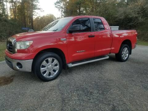 2007 Toyota Tundra for sale at J & J Auto Brokers in Slidell LA