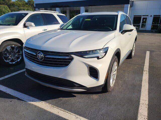 2021 Buick Envision for sale at CON ALVARO ¡TODOS CALIFICAN!™ in Columbia TN