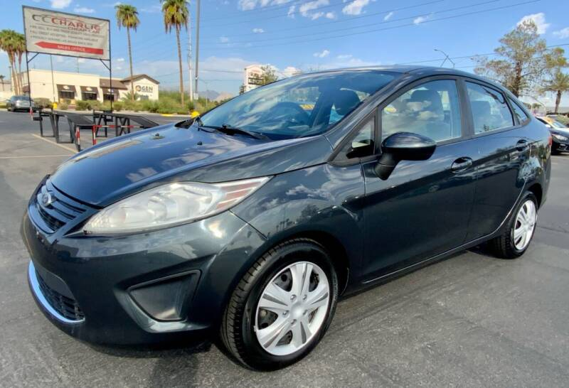 2011 Ford Fiesta for sale at Charlie Cheap Car in Las Vegas NV