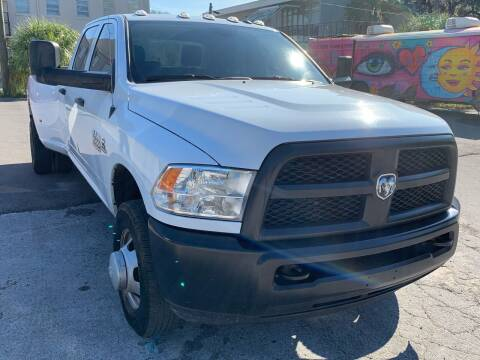 2018 RAM Ram Pickup 3500 for sale at Consumer Auto Credit in Tampa FL