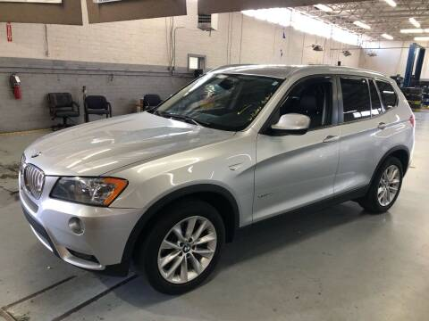 2013 BMW X3 for sale at Auto Smart Charlotte in Charlotte NC