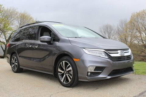 2018 Honda Odyssey for sale at Harrison Auto Sales in Irwin PA