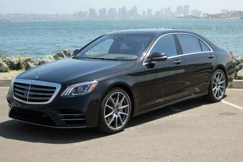 2019 Mercedes-Benz S-Class for sale at Precious Metals in San Diego CA