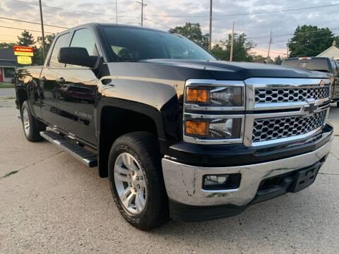 2014 Chevrolet Silverado 1500 for sale at Auto Gallery LLC in Burlington WI