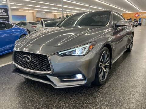 2017 Infiniti Q60 for sale at Dixie Motors in Fairfield OH