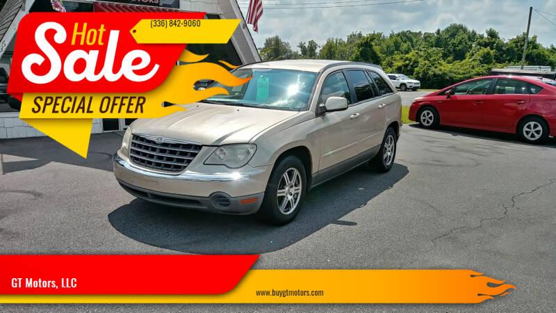 2007 Chrysler Pacifica for sale at GT Motors, LLC in Elkin NC