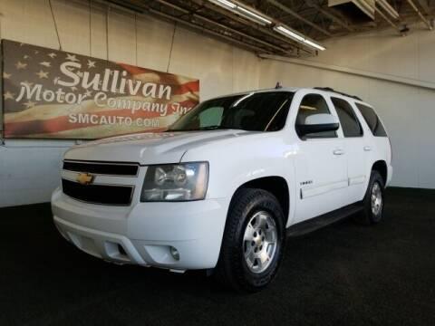 2010 Chevrolet Tahoe for sale at SULLIVAN MOTOR COMPANY INC. in Mesa AZ