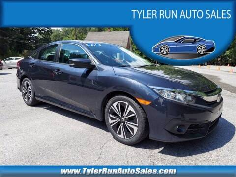 2017 Honda Civic for sale at Tyler Run Auto Sales in York PA