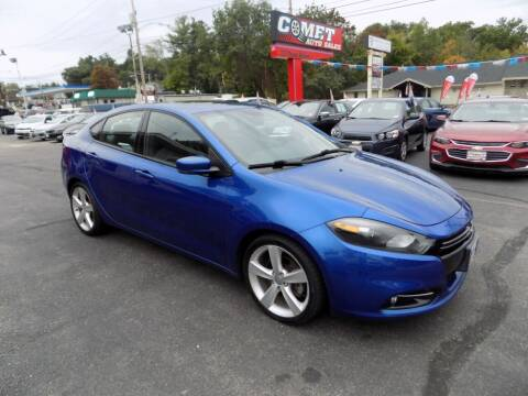 2014 Dodge Dart for sale at Comet Auto Sales in Manchester NH