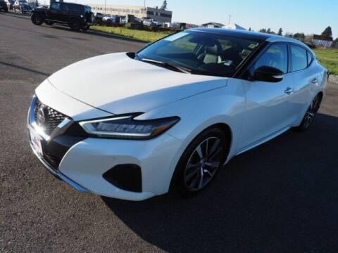 2020 Nissan Maxima for sale at Karmart in Burlington WA