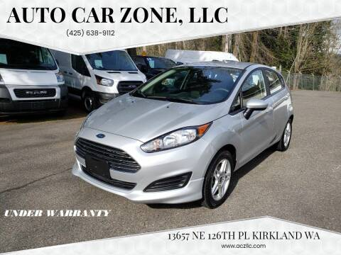 2019 Ford Fiesta for sale at Auto Car Zone, LLC in Kirkland WA