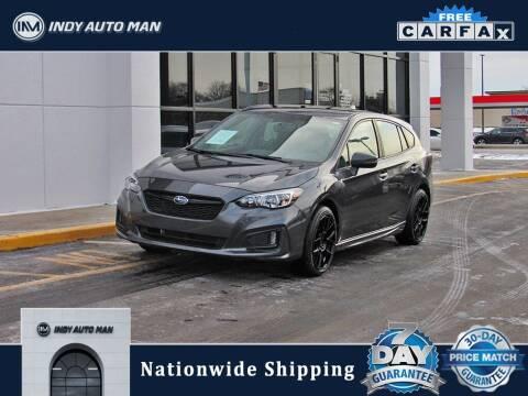 2019 Subaru Impreza for sale at INDY AUTO MAN in Indianapolis IN