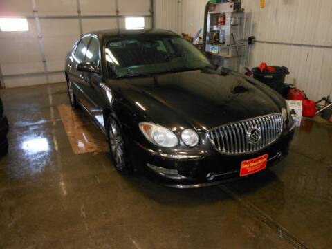 2008 Buick LaCrosse for sale at Grey Goose Motors in Pierre SD