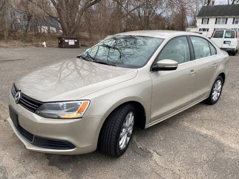2013 Volkswagen Jetta for sale at East Windsor Auto in East Windsor CT