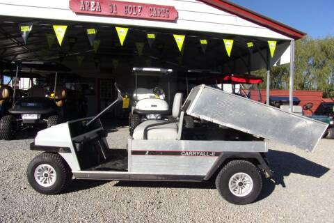 1995 Club Car Carry All Turf 2 GAS for sale at Area 31 Golf Carts - Gas 2 Passenger in Acme PA