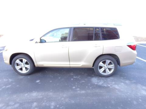 2008 Toyota Highlander for sale at West End Auto Sales LLC in Richmond VA