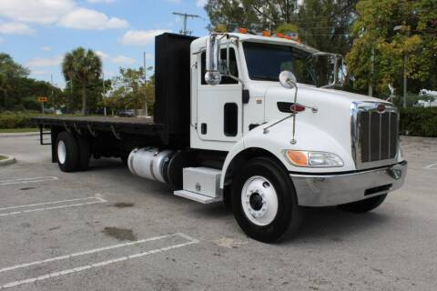 2014 Peterbilt 337 for sale at Truck and Van Outlet in Miami FL