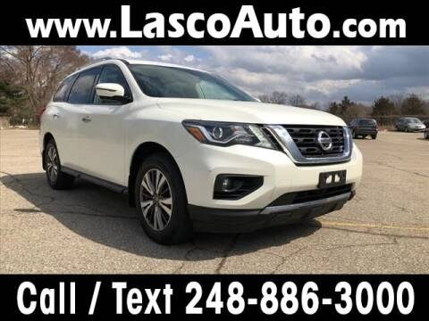 2017 Nissan Pathfinder for sale at Lasco of Waterford in Waterford MI