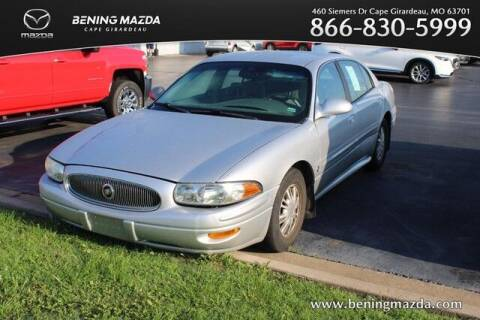 2003 Buick LeSabre for sale at Bening Mazda in Cape Girardeau MO